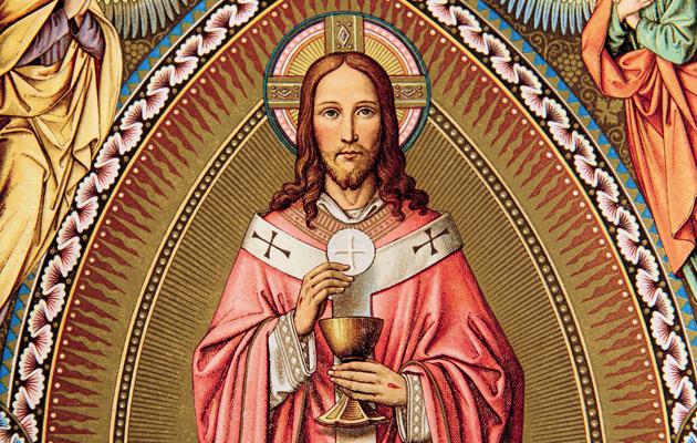 Chrystus Najwyższy i Wieczney Kapłan