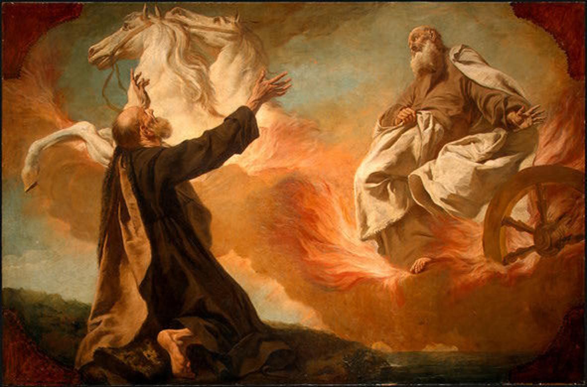 Eliasz i Elizeusz