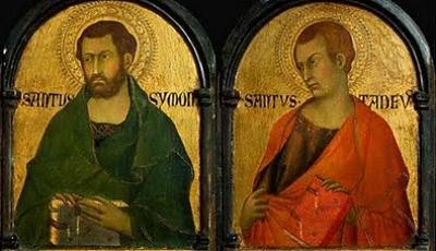 Szymon i Juda Tadeusz