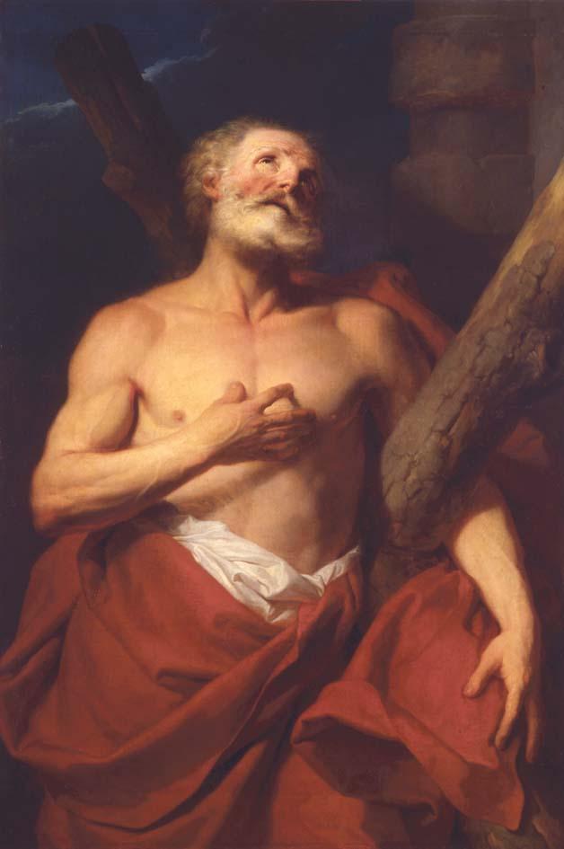 Męczeństwo św. Andrzeja Apostoła