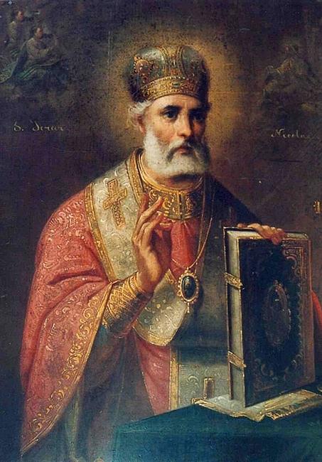 św. Mikołaj z Miry