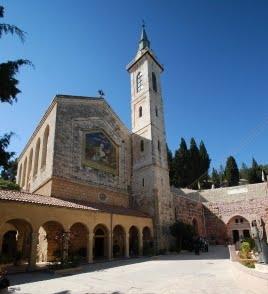 Ain Karim - miasto św. Elżbiety i Zachariasza